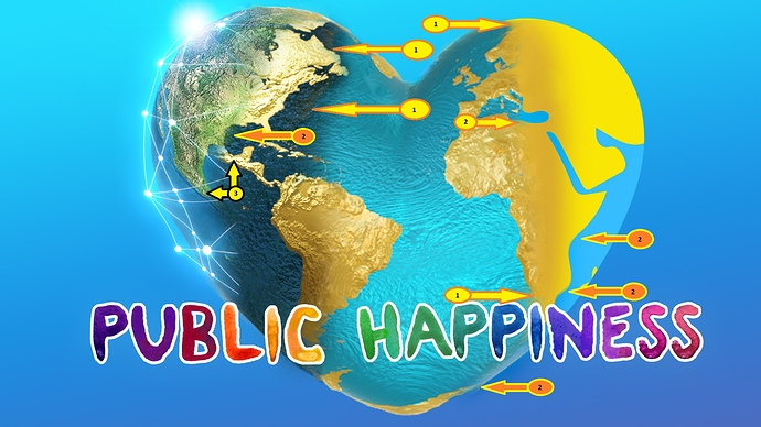 To Fix Public Happiness Banner